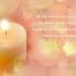 Soft Candle - CC024P